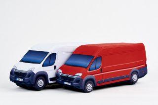 Citroën Jumper furgon 2015 - 3DParnak.hu