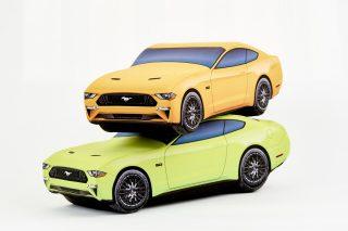 Ford Mustang GT Fastback - 3DParnak.hu